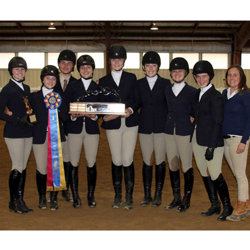 Local Equestrian Team To Compete At National Finals