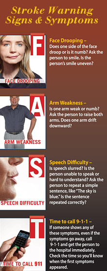 augusta health stroke awareness