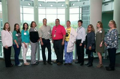 augusta health stroke team
