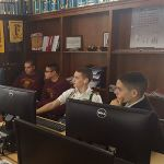 Fishburne Military School CyberPatriot team