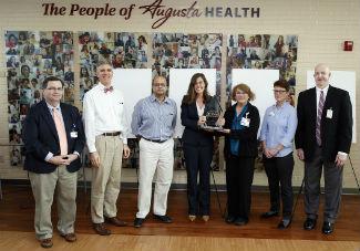 Augusta Health HealthGrades 50 Best Presentation