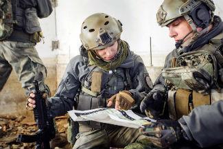 army virginia tech