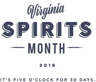 virginia spirits month