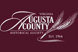 augusta county historical society logo