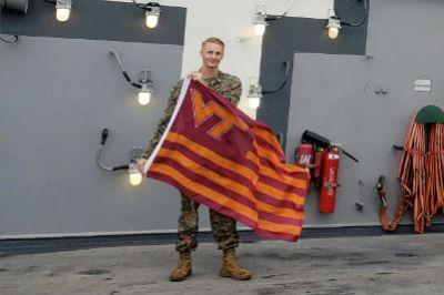 1st Lt. Andrew Benton