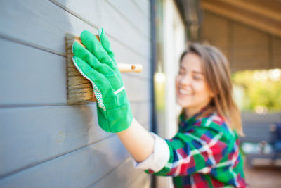 home repairs painting