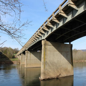 Route 211 bridge