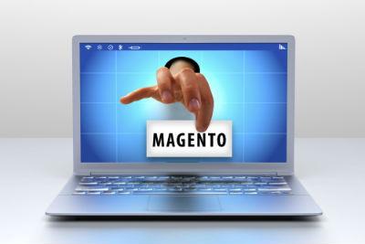 Magento website agency