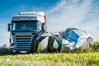 truck accident collision