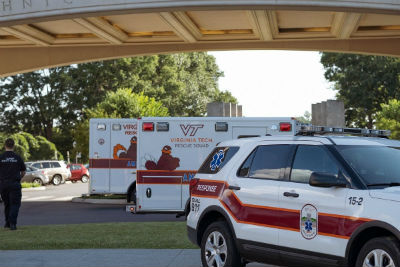 Virginia Tech Rescue Squad