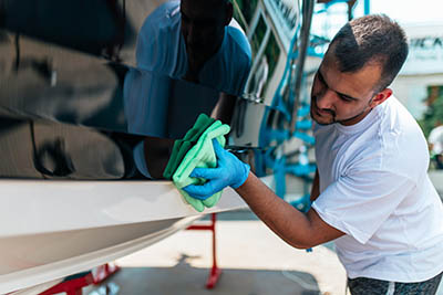 boat clean business