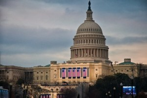 inauguration politics