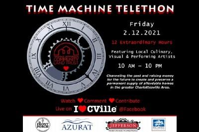 time machine telethon