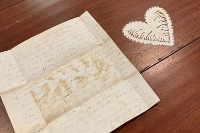 civil war letter vt