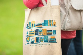 International Book Day tote