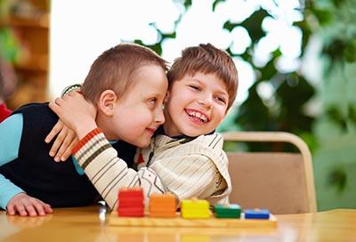 cerebral palsy children