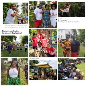Shenandoah Valley Juneteenth Celebration