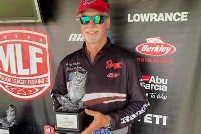 Chris Dillow Phoenix Bass Fishing League