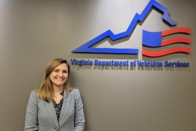 Kayla LaFond Virginia Department of Veterans Services