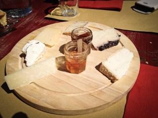 Sapor Divino - tagliere di formaggi