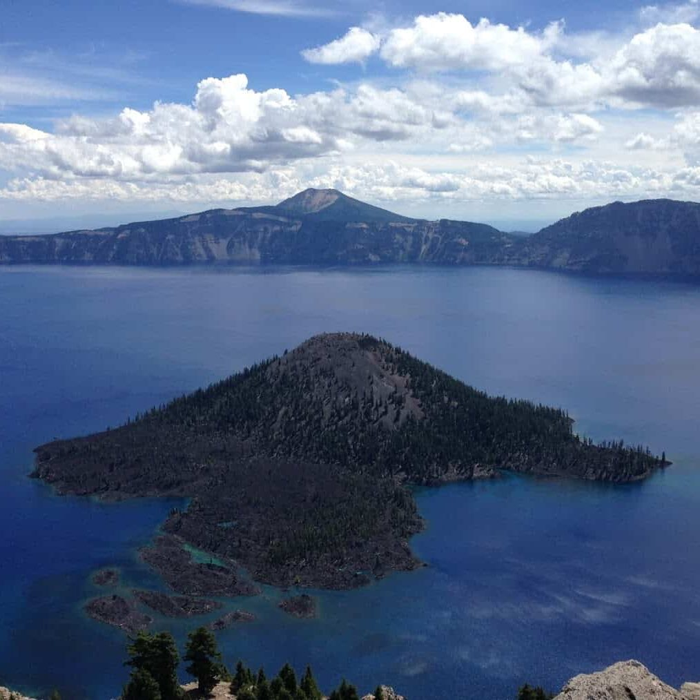 Crater Lake - Janine Brancale