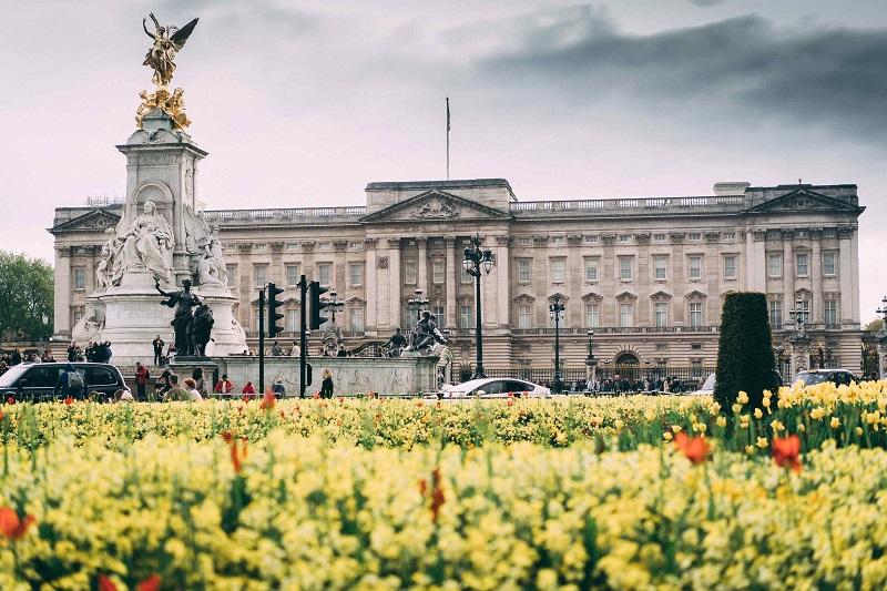 倫敦旅遊必去景點–白金漢宮Buckingham Palace