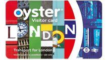 旅客牡蠣卡Visitor Oyster Card