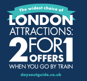 2 for 1 London