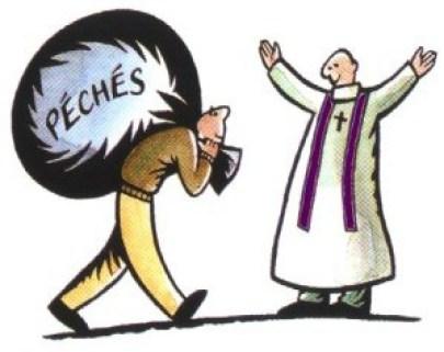 Accueil du prêtre