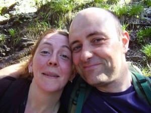 Paula and Andrew Kelly