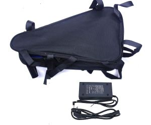 52V 26AH Panasonic Ebike Battery/Triangle