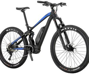 Motobecane Electric Dual Suspension E8000 Mid Drive