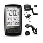Wireless Bike Computer with Cadence/Speed Sensor