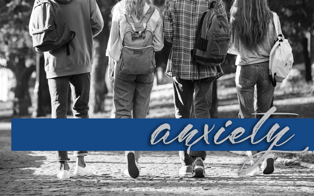 How school anxiety impacts teens (and how parents can help)