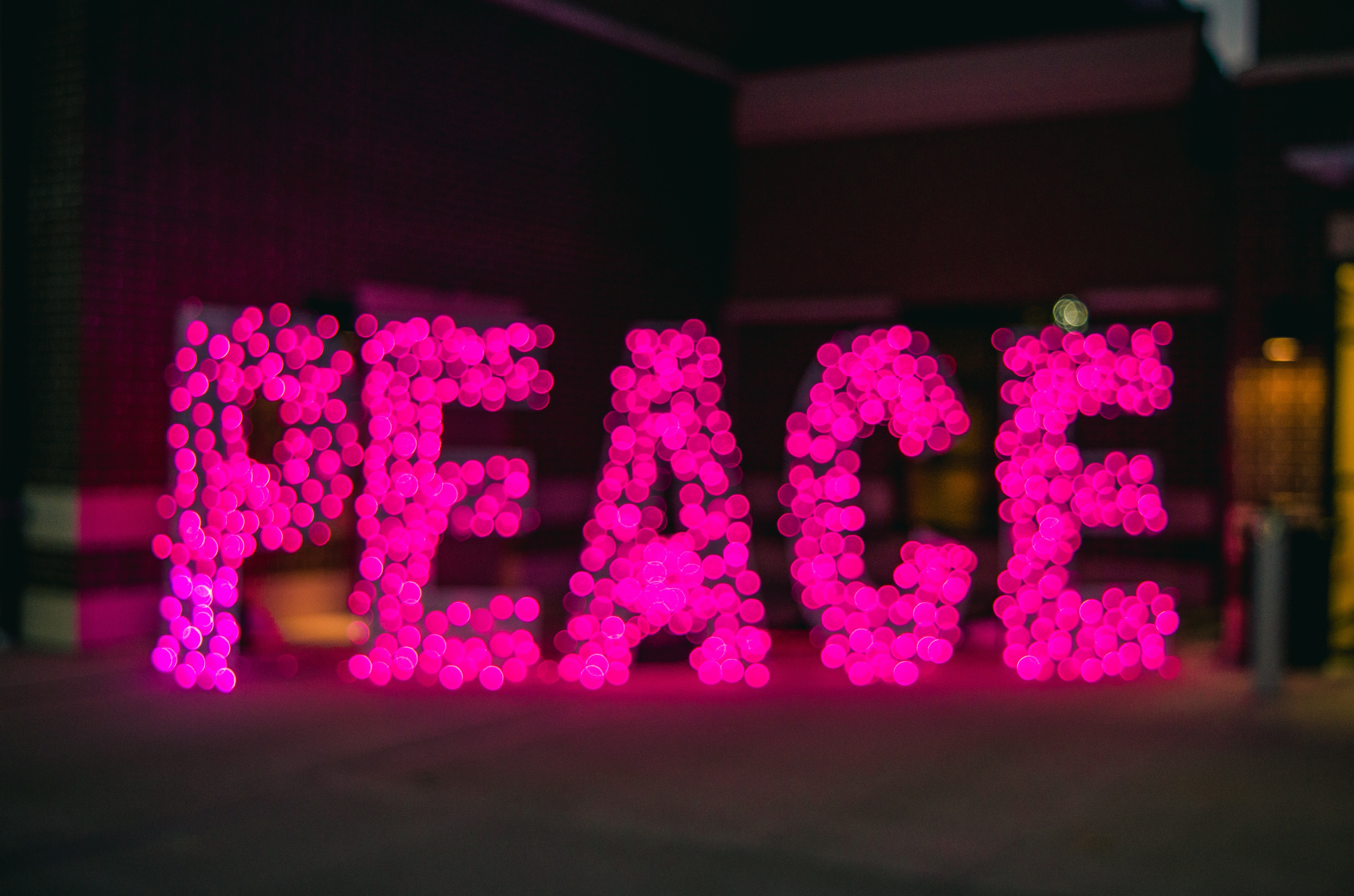 Are You a Lover of Peace?