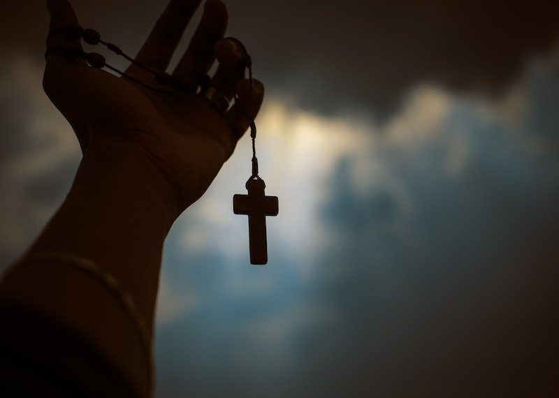 A Prayer for Salvation and Forgiveness