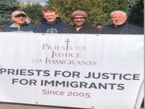Priests for Justice For Immigrants