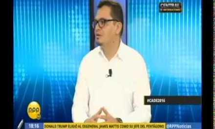 Cómo usar correctamente las redes sociales frente a rumores – Augusto Ayesta en RPP TV