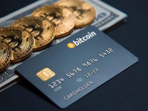 cartões de débito de criptomoedas