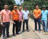 Defesa civil realiza vistoria nas áreas afetadas pelas fortes chuvas no Município