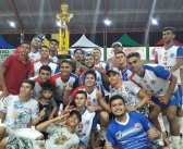 Augusto Corrêa esporte clube é o grande campeão do campeonato bragantino de futsal adulto