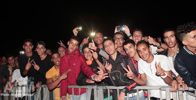 Agadir : grande affluence du public pour la 11ème du concert pour la tolérance