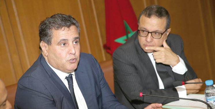 Signature de deux conventions de financement à Rabat