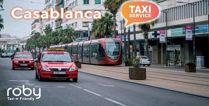 Applications : Roby veut révolutionner le taxi au Maroc