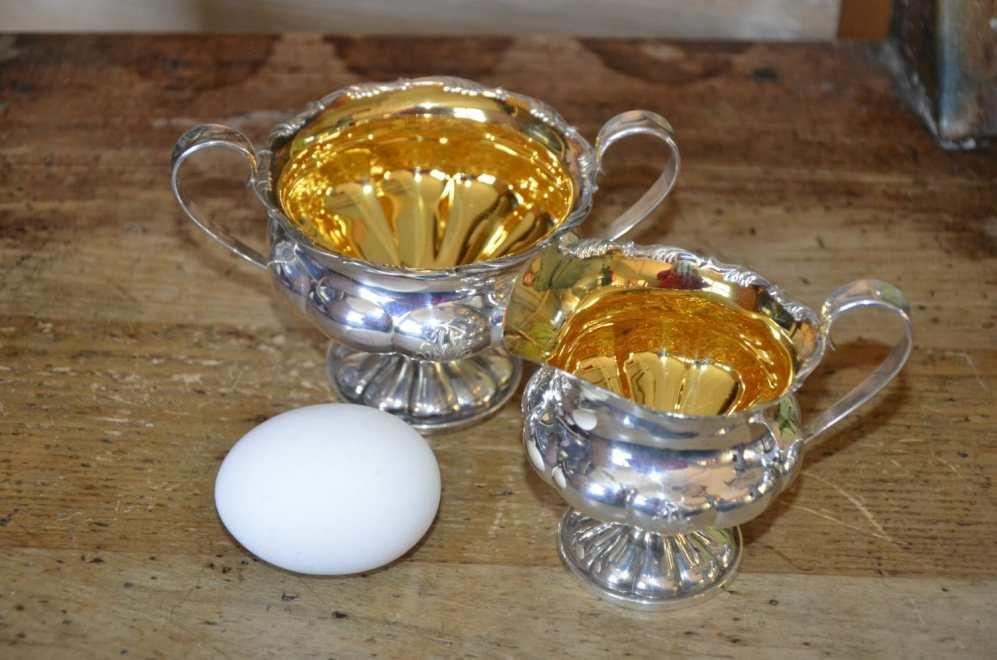 Auran kultasepät, 925 hopeaa, S7 = 1971, 184 gr