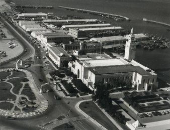Old Seif Palace Aerial