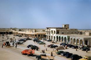 old plaza kuwait city