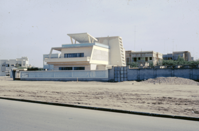 modern kuwait villa