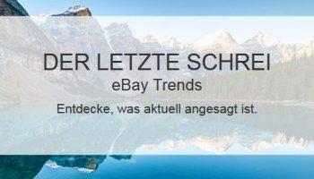 Aktuelle Ebay Trends Ebay Auktionen Ohne Gebot Last Minute Für 1