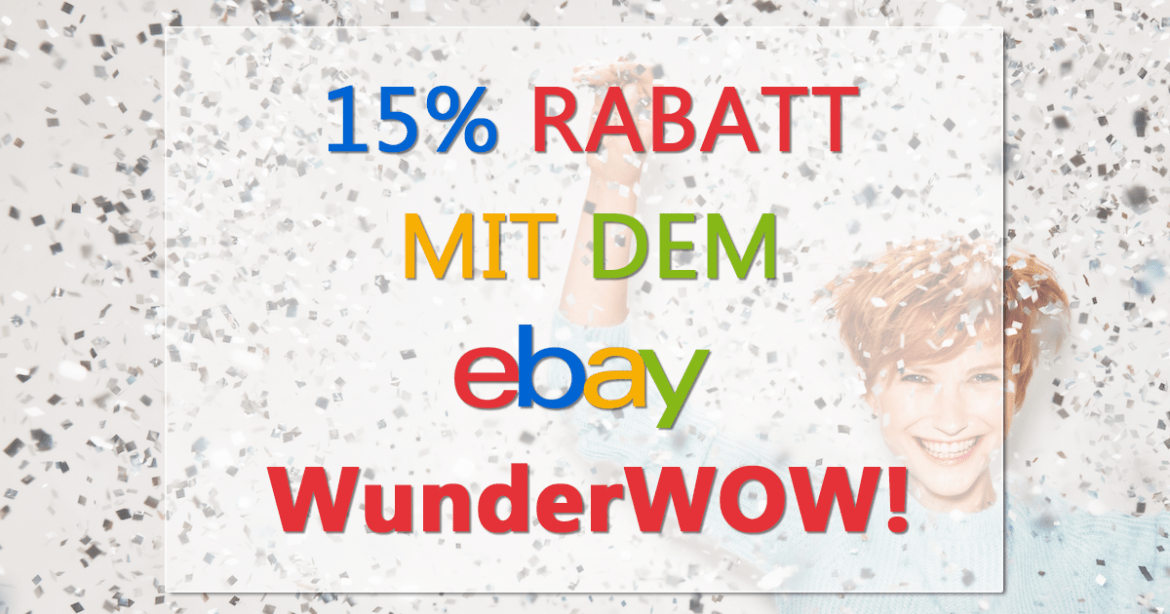 eBay Rabatt Coupon
